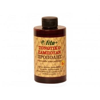 Fito+ Τονωτικό Σαμπουάν Πρόπολης 300ml Περιποίηση Μαλλιών