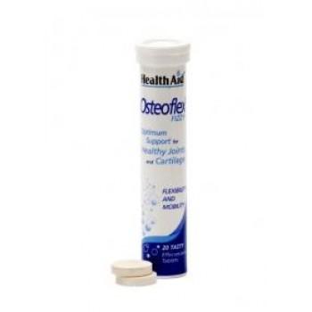 Health Aid Osteoflex Fizzy 20 tabs Συμπληρώματα Διατροφής - Βιταμίνες