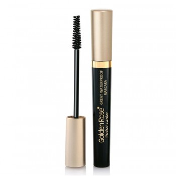 Golden Rose Perfect Lashes Great Waterproof Mascara Black 9 ml