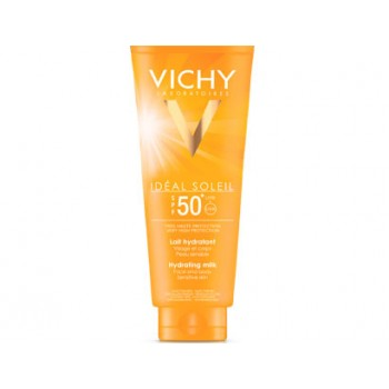 Vichy Ideal Soleil SPF 50+ Lait Hydratant Face and Body 300 ml Σώμα