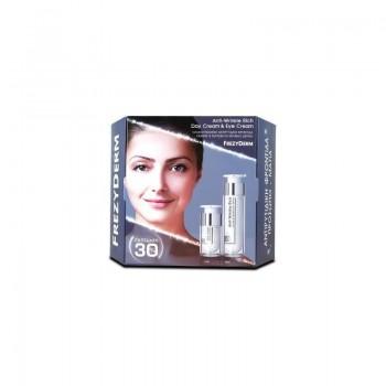 Frezyderm Promo Anti-Wrinkle Rich Day Cream Αντιρυτιδική κρέμα Ημέρας 50 ml & Eye Cream Αντιρυτιδική Ματιών 15 ml