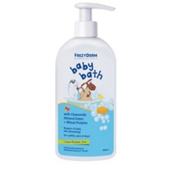 Frezyderm Baby Bath 300 ml Βρεφικά