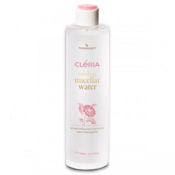 Pharmasept Cleria Refreshing Micellar Water 300ml Καθαρισμός