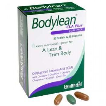 Health Aid Bodylean CLA plus Συμπληρώματα Διατροφής - Βιταμίνες