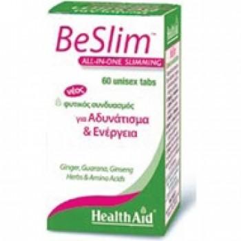 Health Aid BeSlim 60 tab Συμπληρώματα Διατροφής - Βιταμίνες
