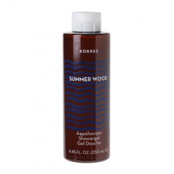 Korres Summer Wood Αφρόλουτρο 250 ml
