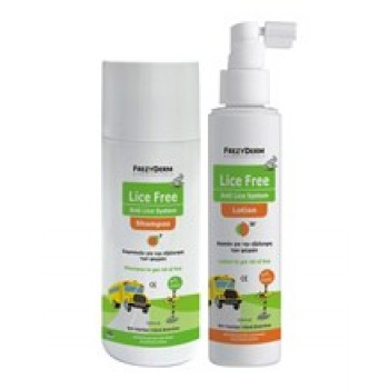 Frezyderm Lice Free Set 2 x 125 ml Αντιφθειρικά