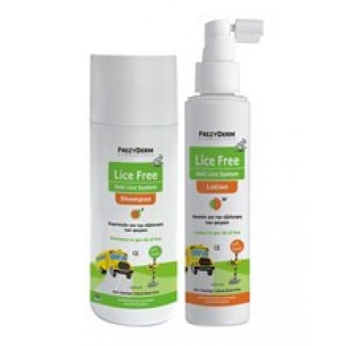 Frezyderm Lice Free Set 2 x 125 ml Αντιφθειρικά