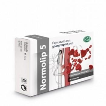 Esi Normolip 5 10 mg 30 caps