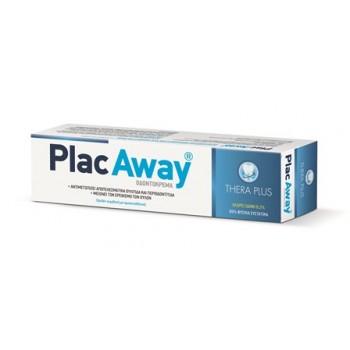 Plac Away Thera Plus Οδοντόκρεμα 75 ml Στοματική Υγιεινή