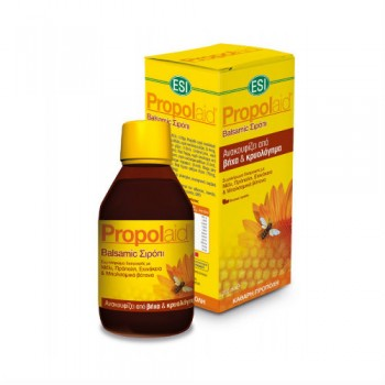 Esi Propolaid Βalsamic Σιρόπι για Ενήλικες 200 ml