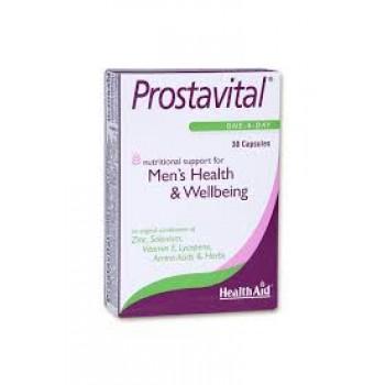 Health Aid Prostavital 30 caps Συμπληρώματα Διατροφής - Βιταμίνες