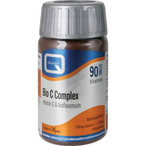 Quest Bio C Complex (500+500) mg 90 tabs