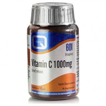 Quest Vitamin C 1000 mg Timed Release 60 tabs