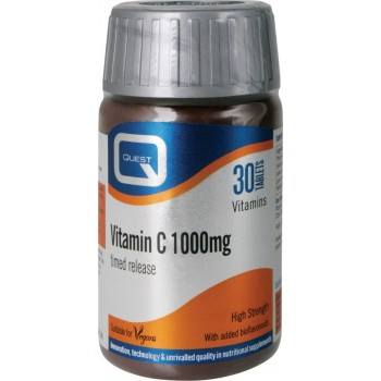 Quest Vitamin C 1000 mg Timed Release 30 tabs