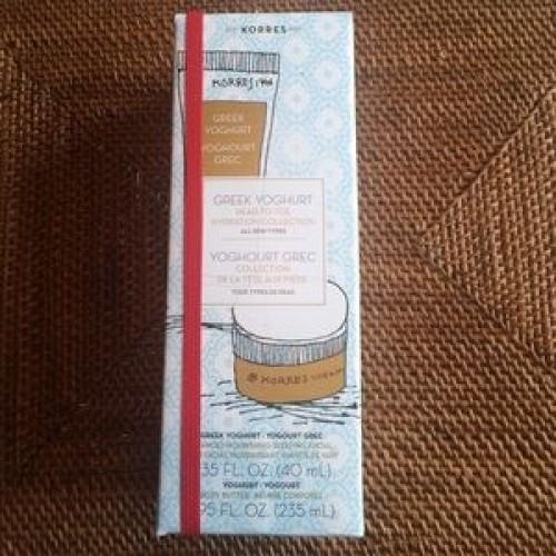 Korres Σετ Δώρου Yoghurt Head-To-Toe Hydration Collection 235 ml +40 ml Σώμα