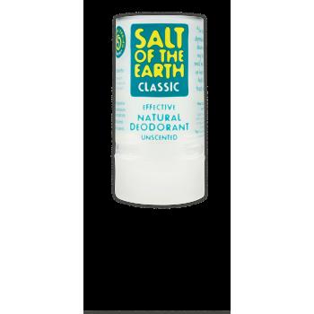Salt of the Earth Classic Crystal Spring Αποσμητικός Κρύσταλλος 90 gr