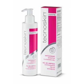 Tecnoskin Antioxidant Sensitive Cleansing Gel 200 ml