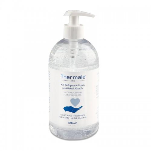 Thermale Med Αντισηπτικό Gel Χεριών 600 ml