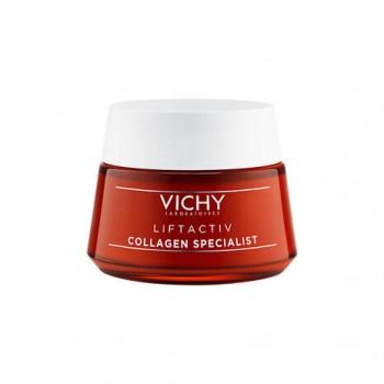 Vichy Liftactiv Collagen Specialist 50 ml Αντιγηραντική Κρέμα Προσώπου 50 ml