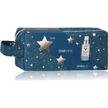 Vichy Promo Starshine Mineral 89 Booster Ενδυνάμωσης Προσώπου 50 ml + Δώρο Νεσεσέρ