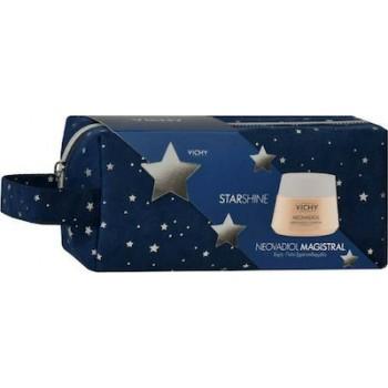 Vichy Promo Starshine Neovadiol Magistral Ξηρές/Πολύ Ξηρές Επιδερμίδες 50 ml Αντιρυτιδική Κρέμα Προσώπου + Δώρο Νεσεσέρ