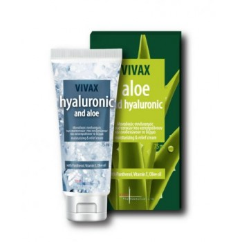 Vivax Hyaluronic & Aloe Cream 75 ml